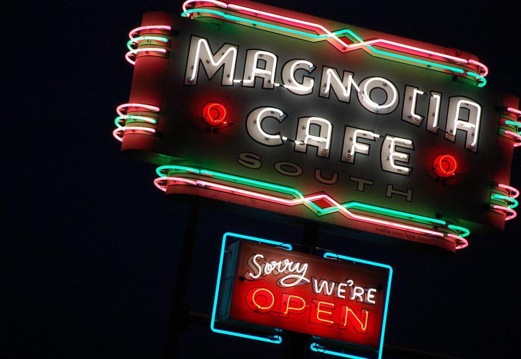 Magnolia Café | © Steve Snodgrass / Flickr