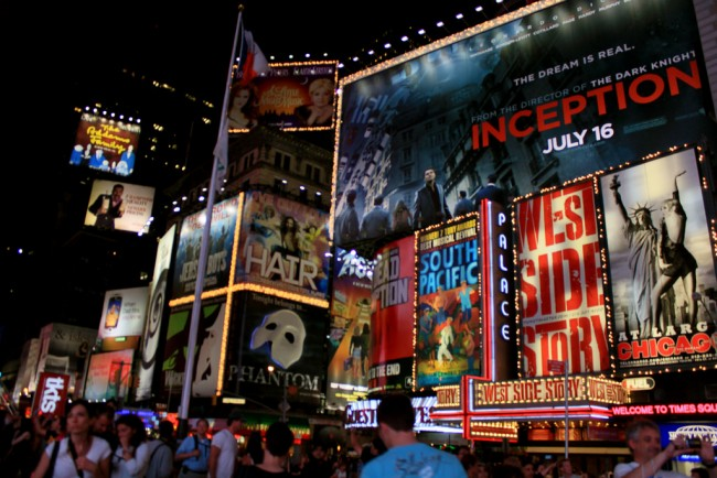 Broadway & Times Square | © Susan/Flickr