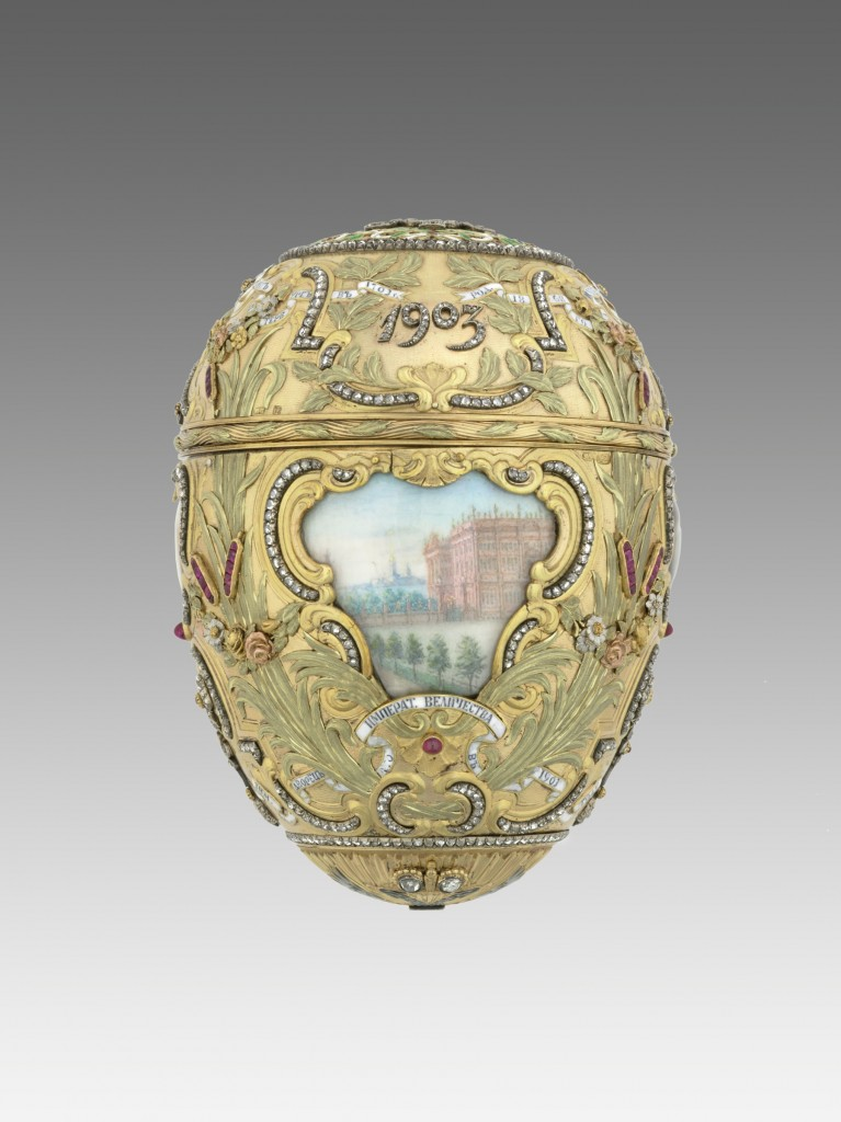 Imperial Peter the Great Egg | Courtesy of VMFA