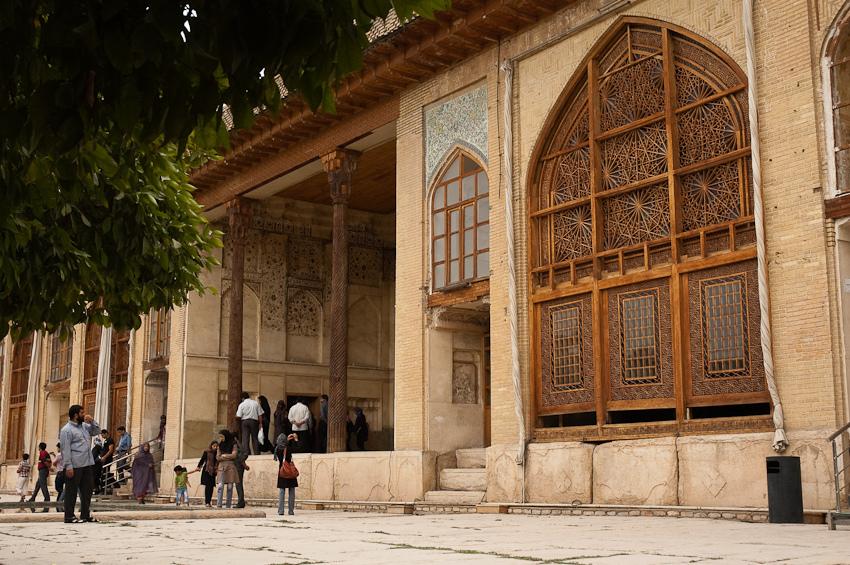 The interior of Karim Khan Citadel | © Kamyar Adl / Flickr