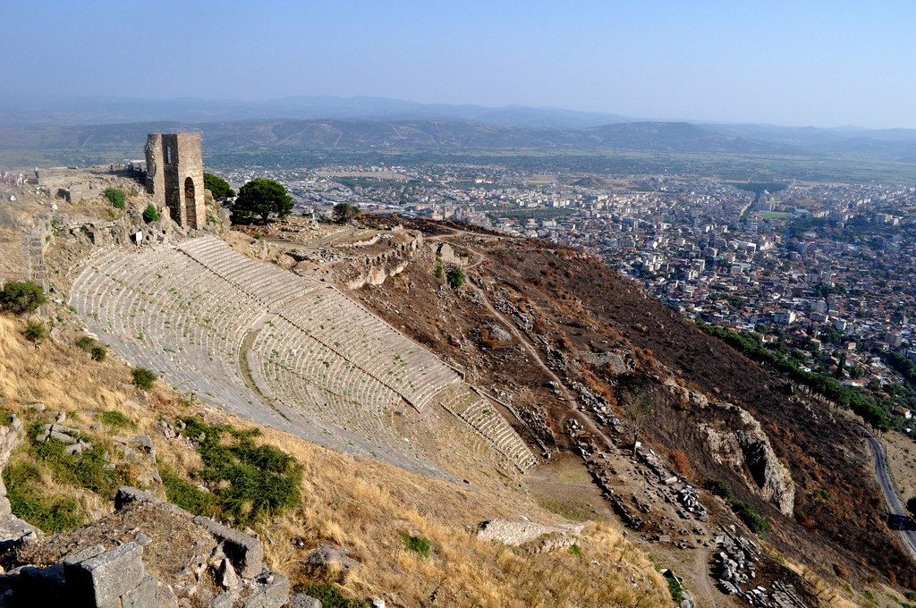 Pergamon | © Panegyrics of Granovetter / Flickr