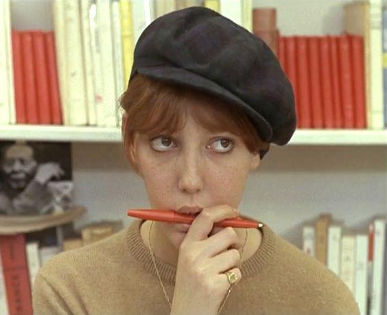 Anne Wiazemsky in Godard's 'La Chinoise' | © Pennebaker Films