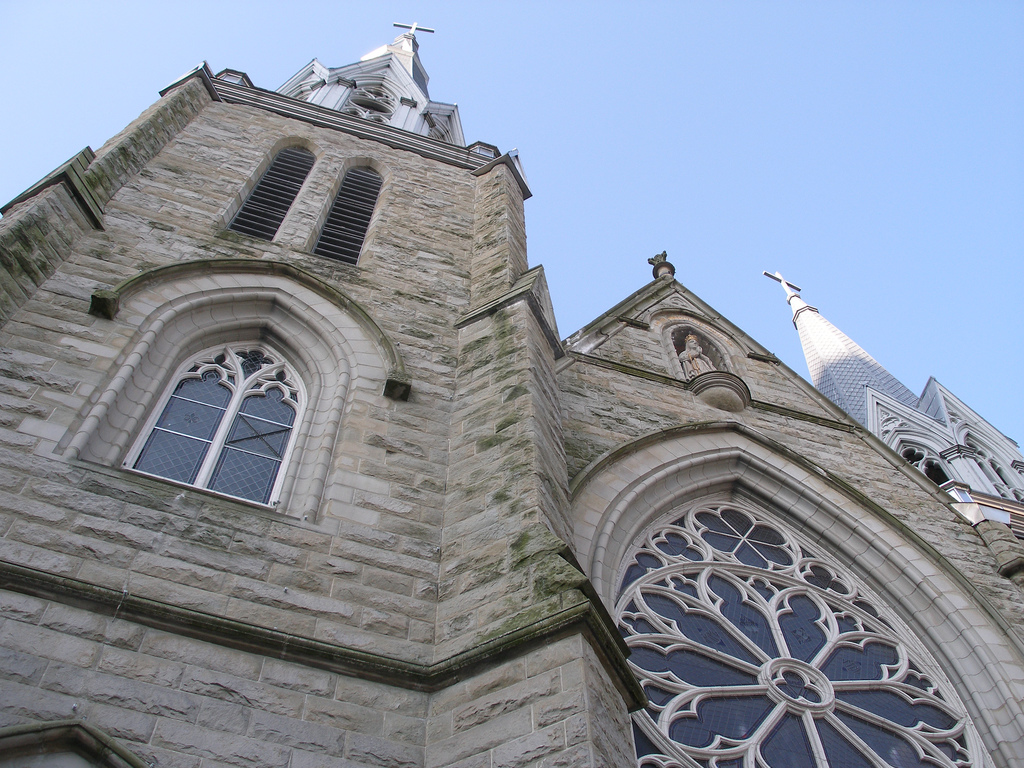 Holy Rosary Cathedral | © Thomas Quine / Flickr