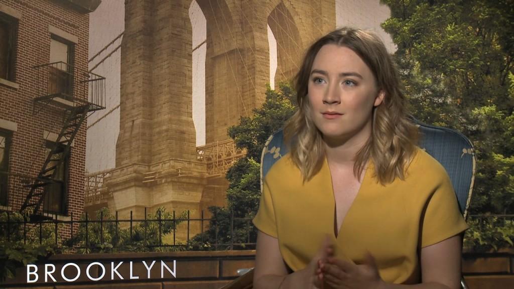 Saoirse Ronan | © Behind The Velvet Rope TV/Vimeo
