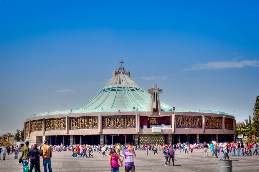 Basílica de Guadalupe | © ALEX MARDUK/Flickr