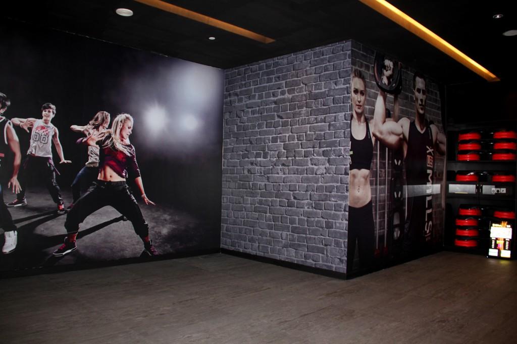 Gym Interior | © Courtesy of The H Dubai