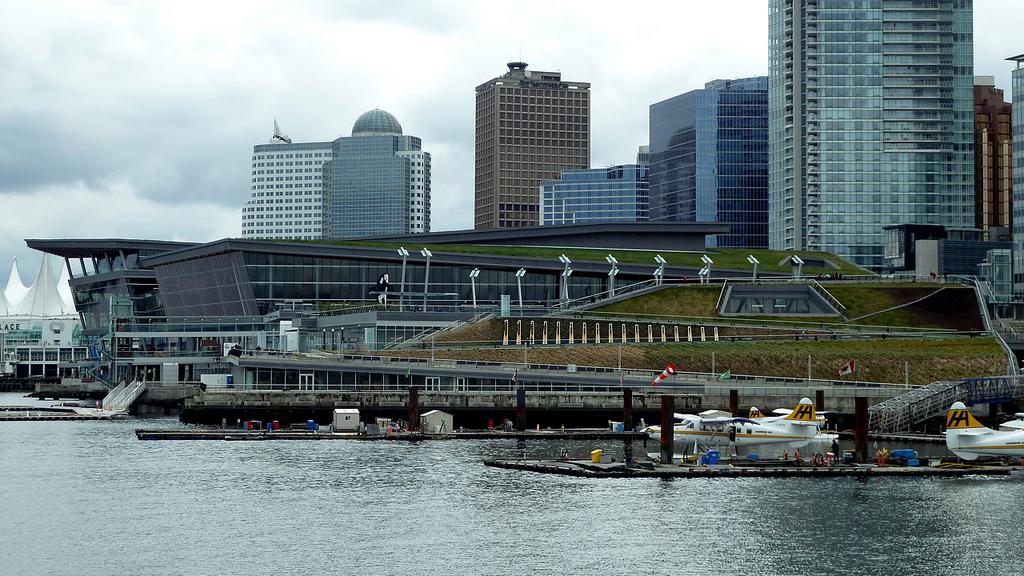 Vancouver Convention Centre | © Emilee Rader / Flickr
