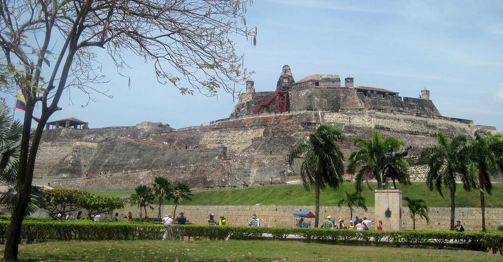 Castillo San Felipe, Cartagena © Roger W / Flickr