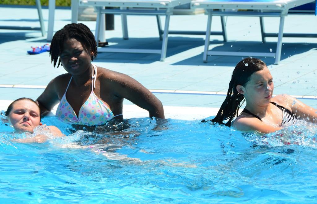 Children In Pool | USAG Livorno PAO /Flickr