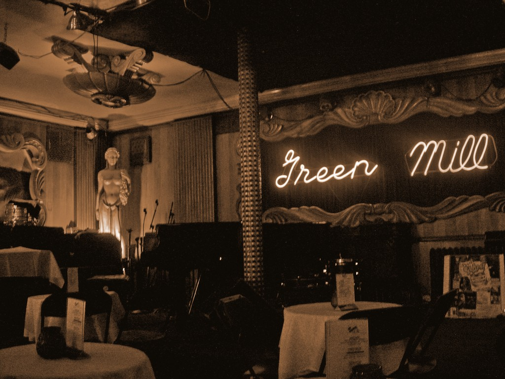 The Green Mill | © Keith Cooper/Flickr