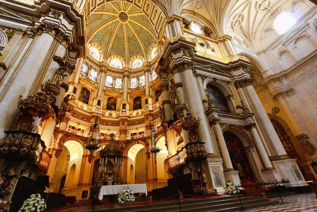 A Brief History Of Granada Cathedral