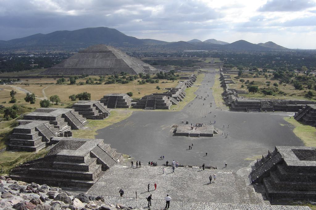 Teotihuacán | © Herbert Spencer/Flickr