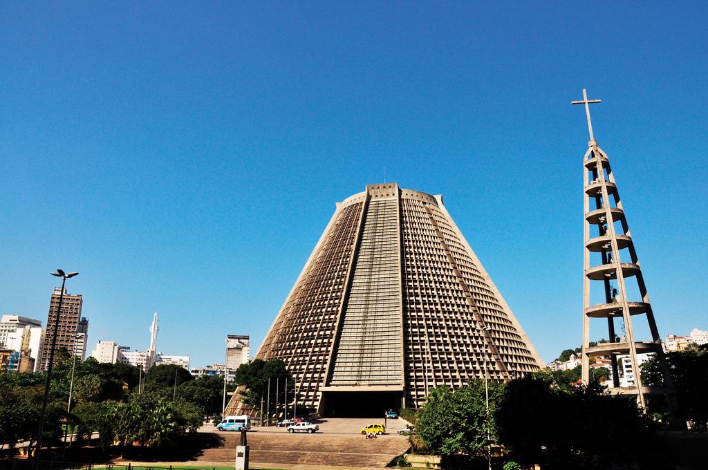 Metropolitana Cathedral |© Alexandre Macieira | Riotur/Flickr