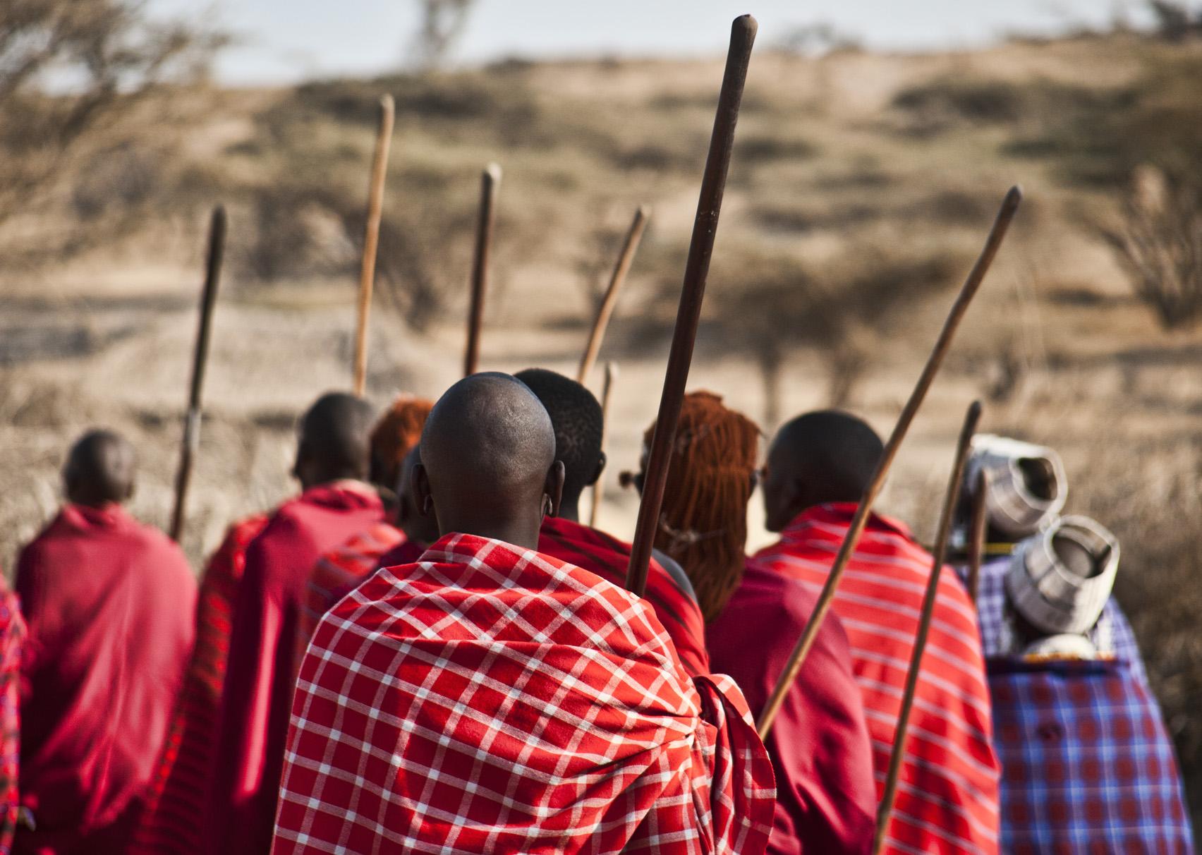 Image result for civilised Maasai of Kenya clothing