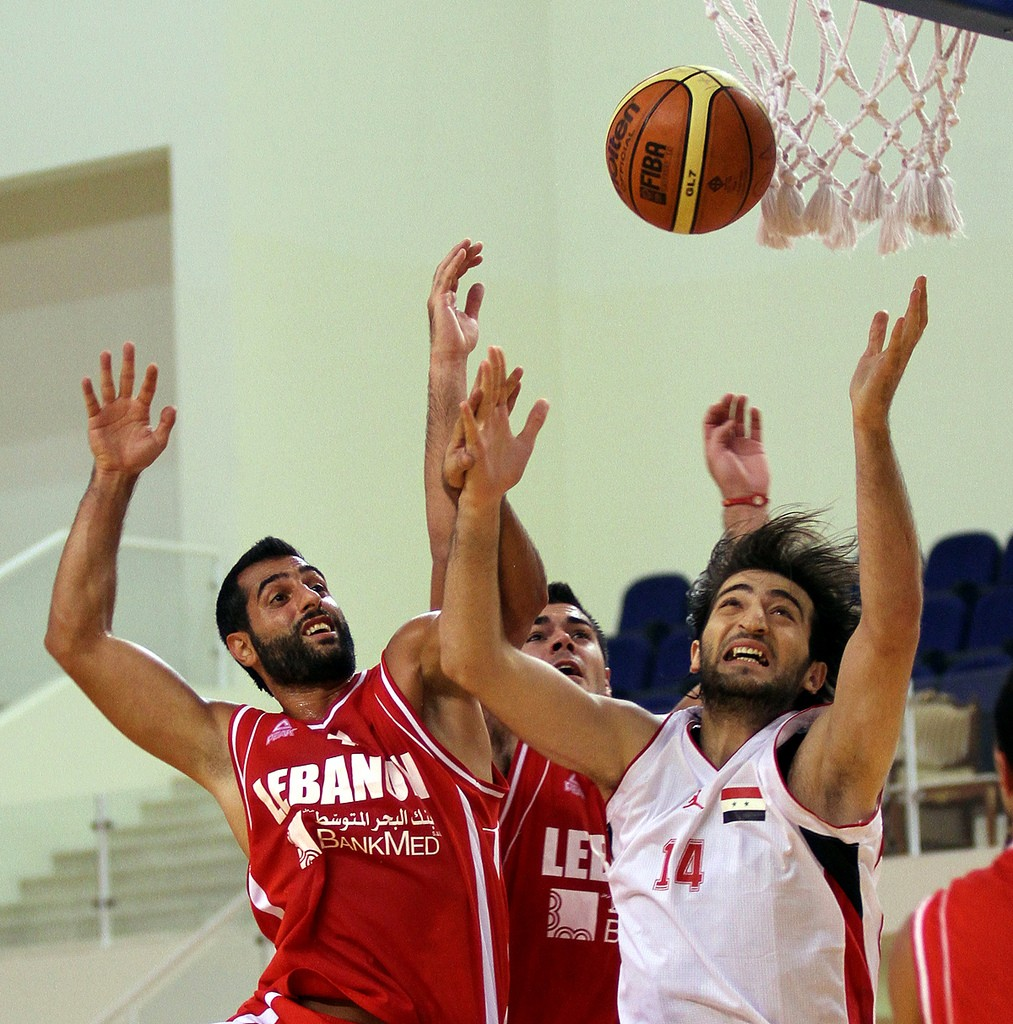 A friendly match between Lebanon and Syria | © Doha Stadium Plus Qatar /
