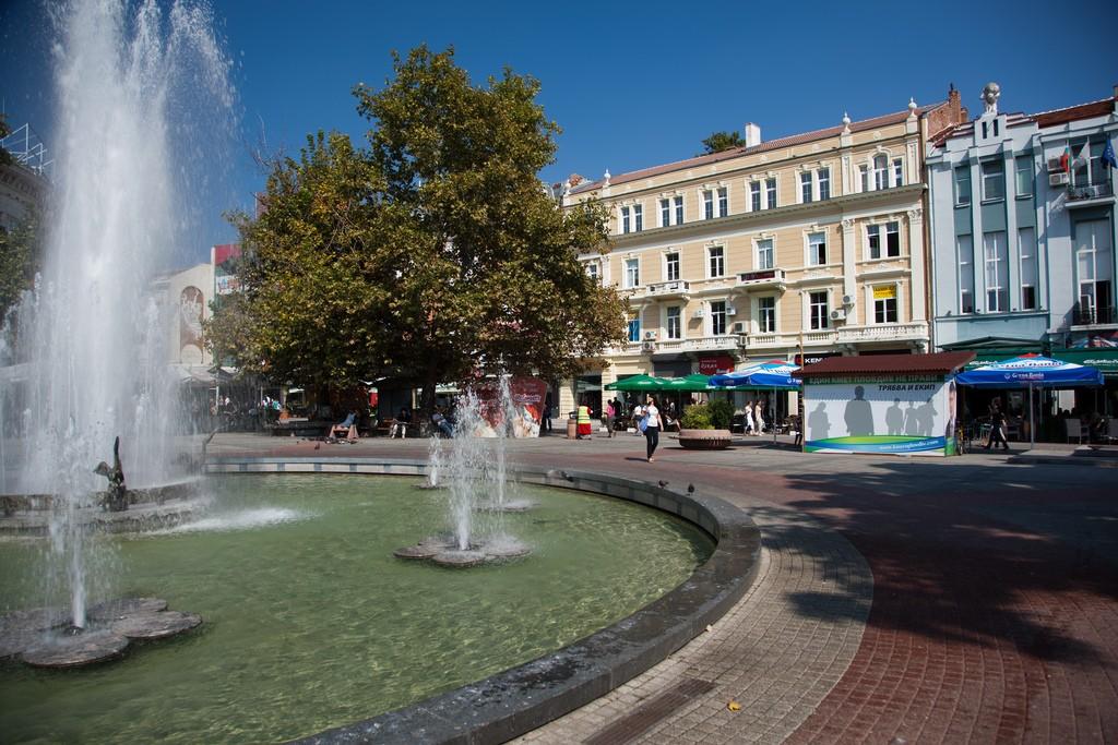 The main pedestrian street in Plovdiv | © Morris Depot Kid/Flickr