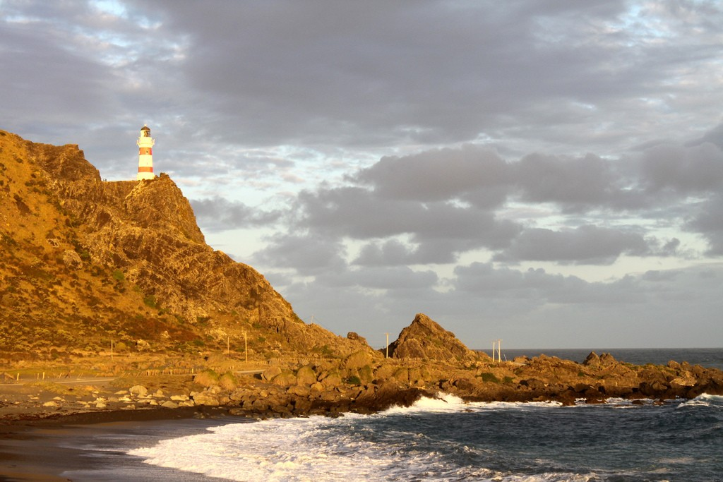 Cape Palliser | © Eli Duke/Flickr