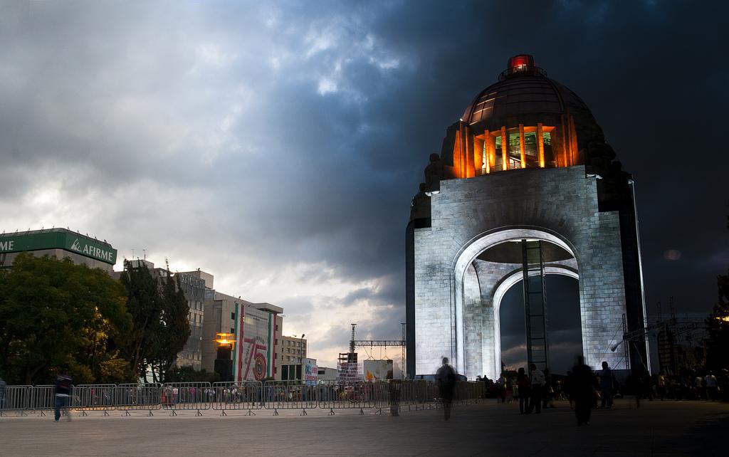 Monumento a la Revolución | © Eneas De Troya/Flickr