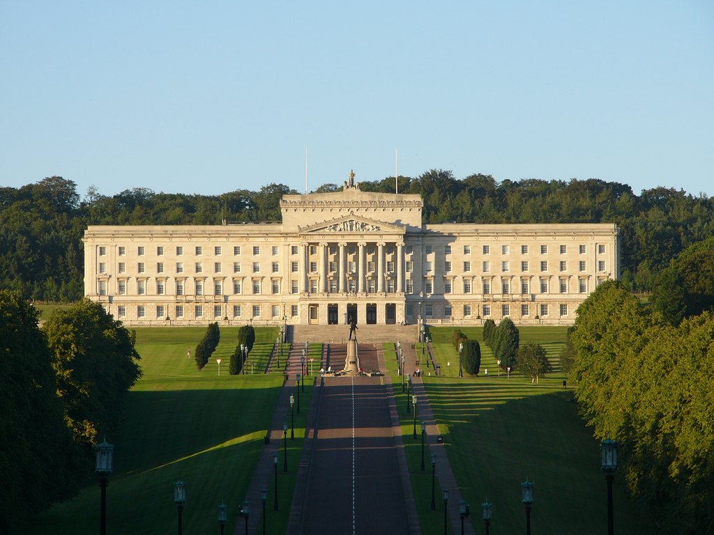 Stormont | © Robery Young / Flickr