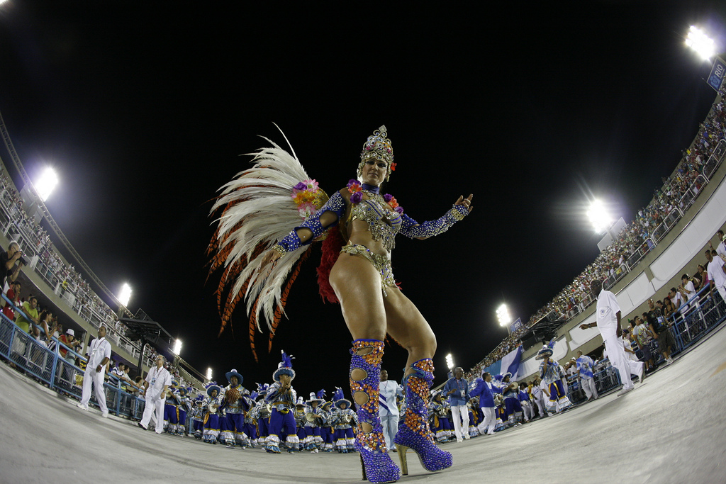 The Best Places to Learn Samba in Rio De Janeiro