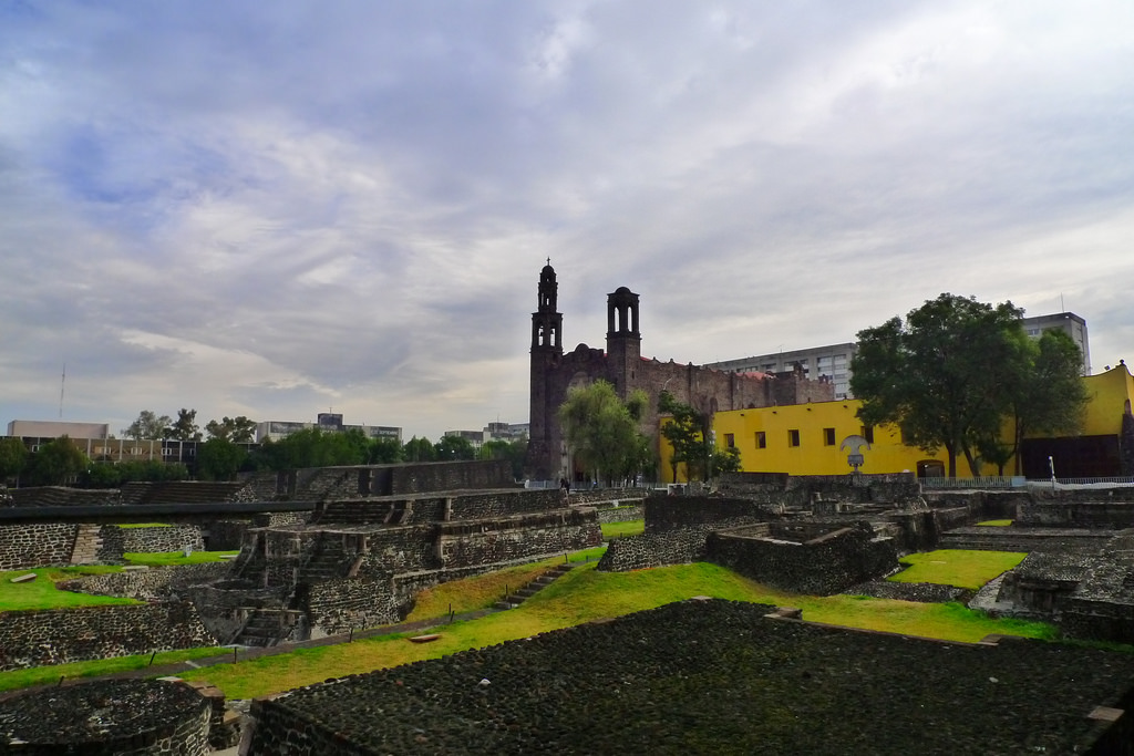 Plaza de las Tres Culturas | © Nacho Pintos/Flickr