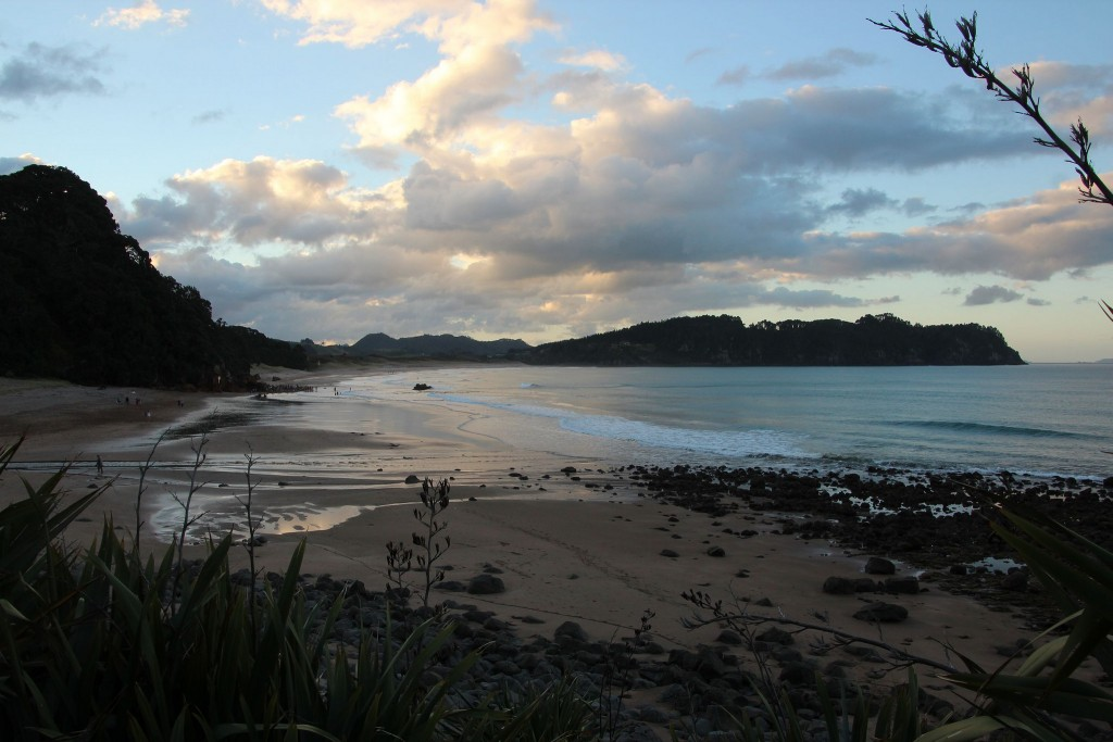 Hot Water Beach, Coromandel Peninsula | © Takver/Flickr