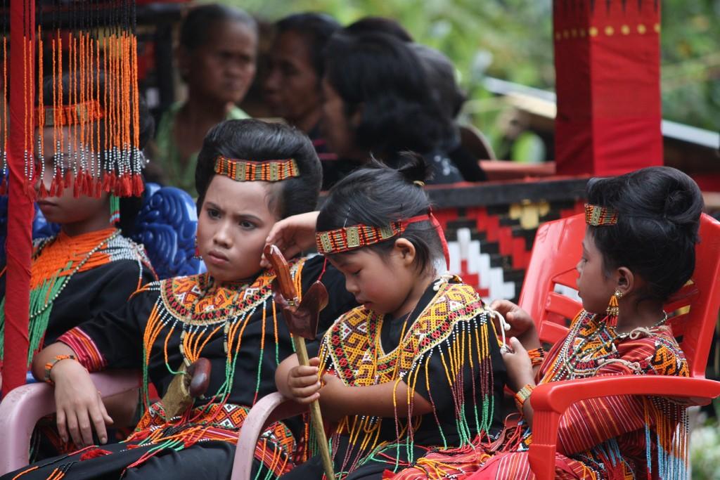 Indonesian ethnic group in Tanah Toraja | © Arian Zwegers / Flickr