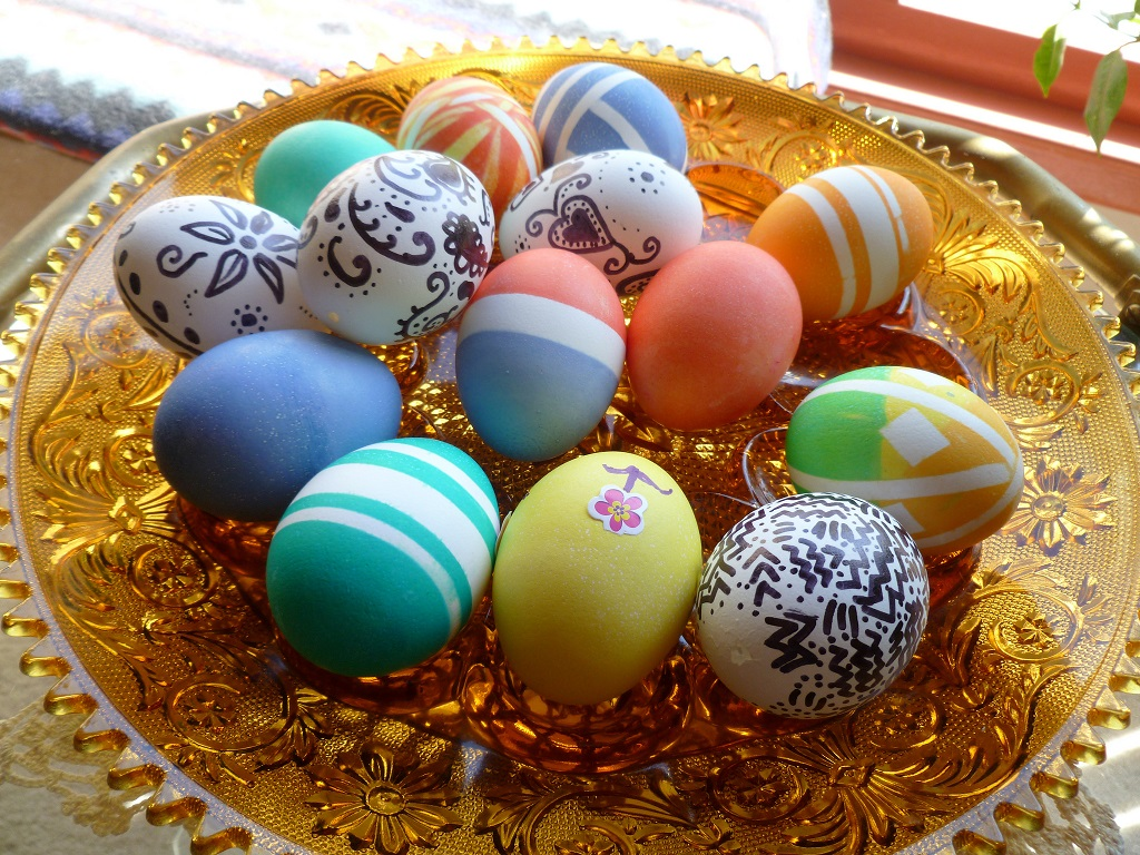 Easter Eggs   © Amy G / Flickr
