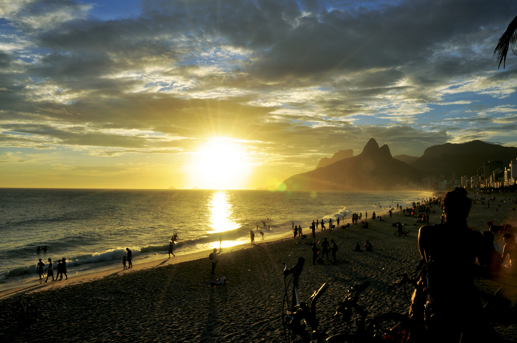 The sunset in Ipanema |© Alexandre Macieira|Riotur/Flickr