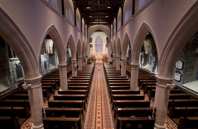 St Columb's Cathedral Interior | © Greg Clarke/ Flickr