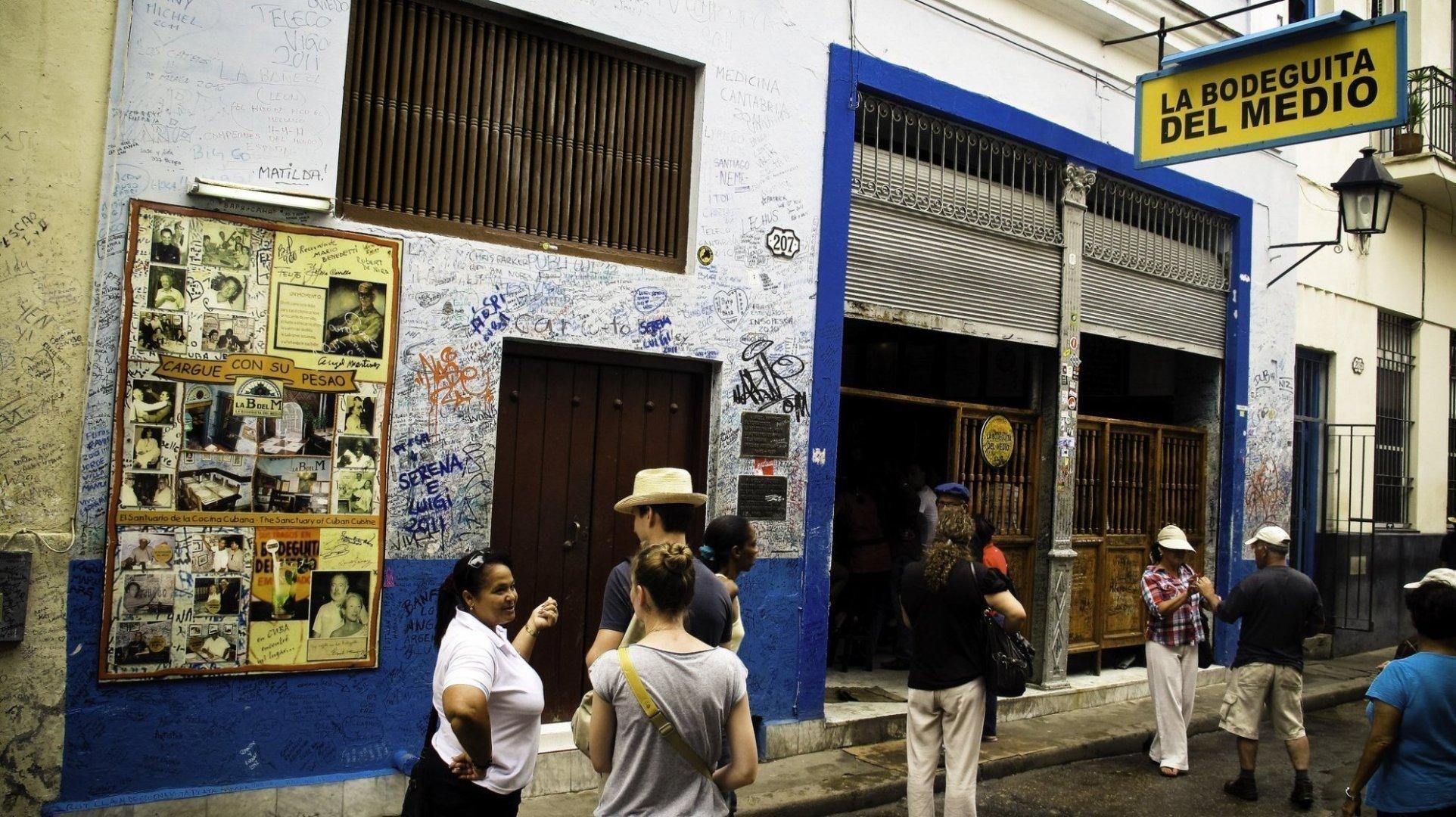 An Introduction To La Bodeguita Del Medio Cuba S Most Popular Bar