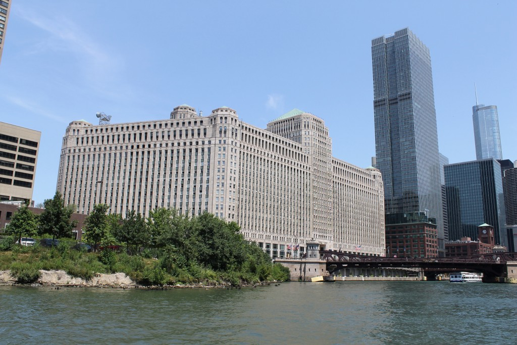 Merchandise Mart | © Connie Ma/Flickr