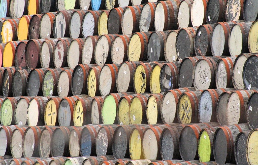 Whisky Galore! John Haslam/Flickr
