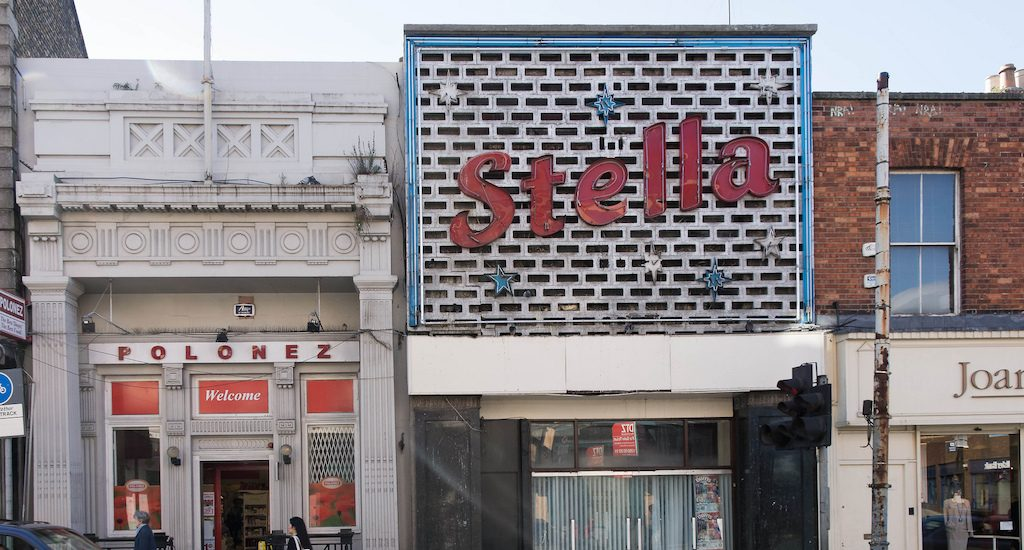 The Stella, prior to refurbishment | © William Murphy/Flickr