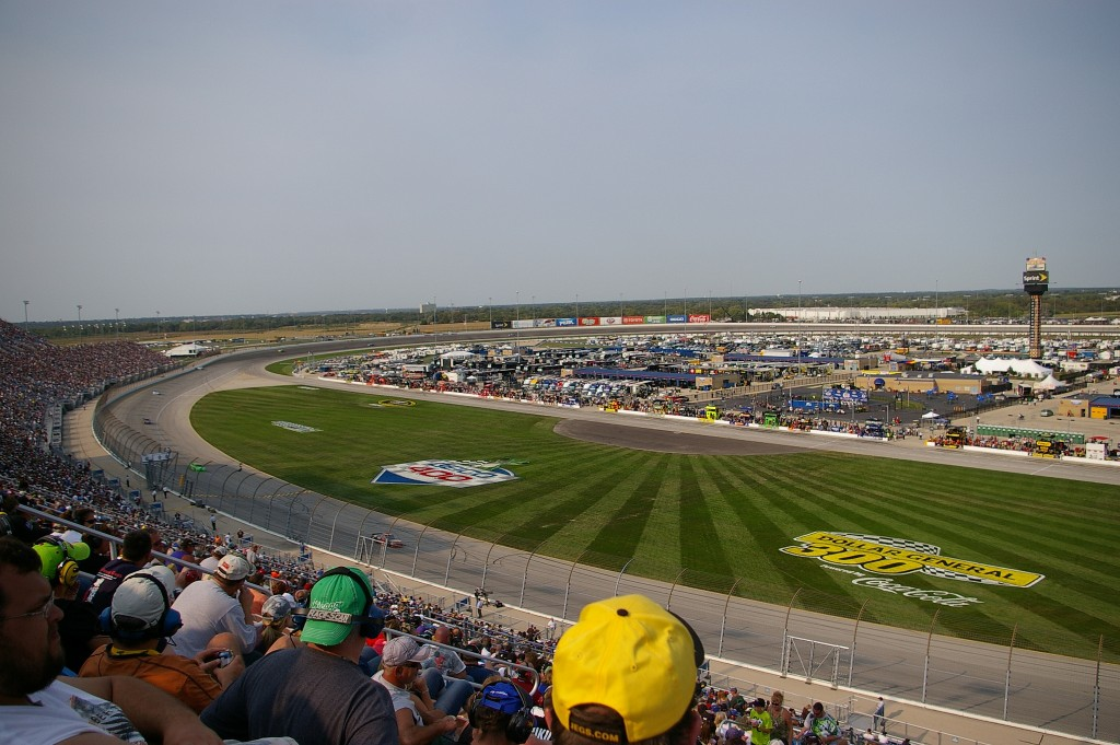 Chicagoland Speedway | © tequilamike/Flickr