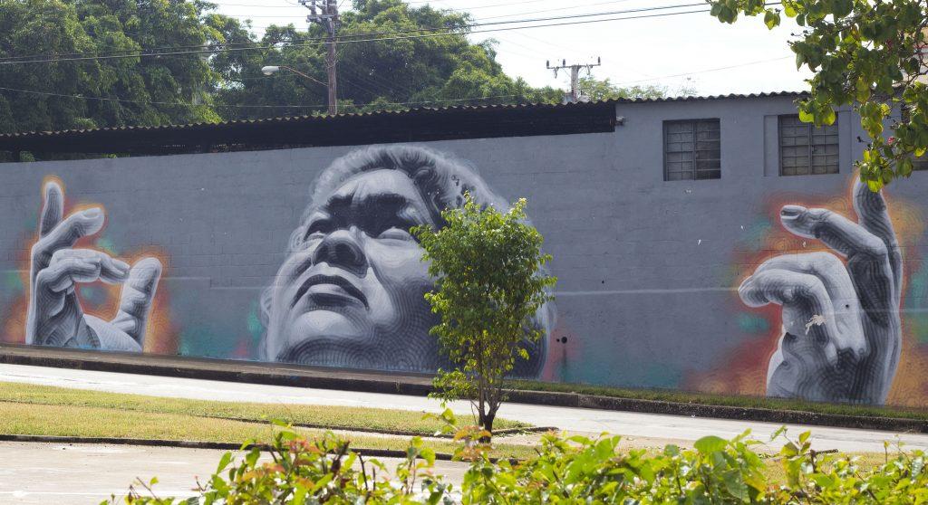 Graffiti in G Street, Vedado, Havana, Cuba | © helenedancer / Flickr
