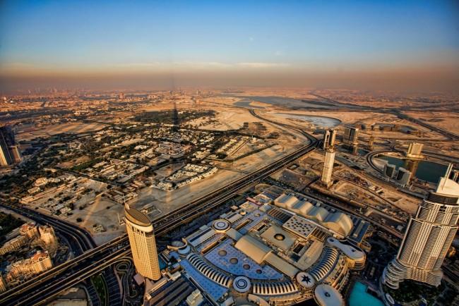 Burj Khalifa   © huskyte77 / Flickr