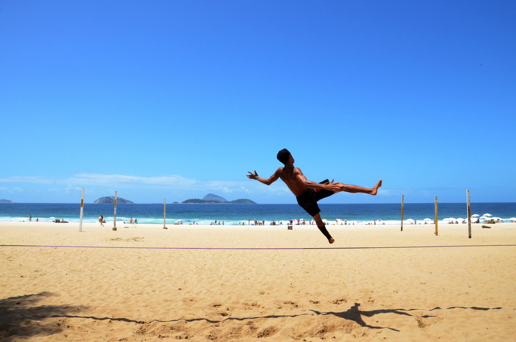 Sports on the beach |© Alexandre Macieira|Riotur/Flickr