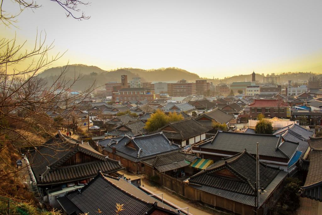 Jeonju Hanok Village | © Chris Anderson / Flickr