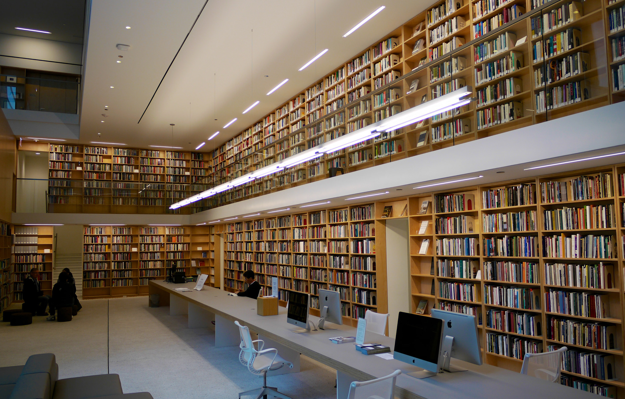 Poetry Foundation Library | © Steven Vance / Flickr