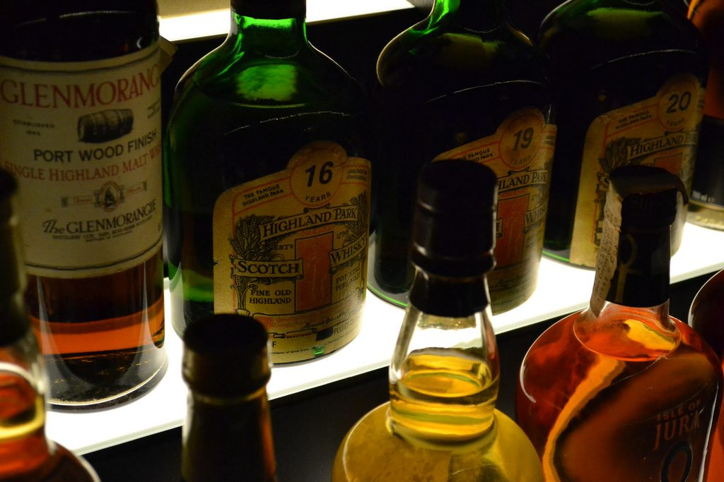 Edinburgh Scotch Whisky Experience | © eenwall / Flickr