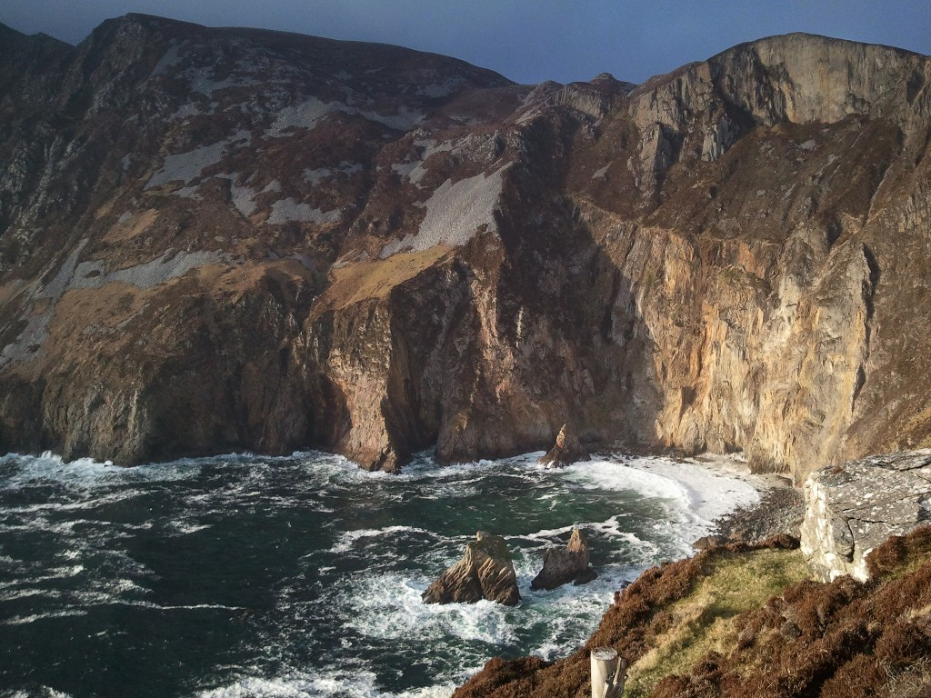 Slieve League | © Ana Rey/Flickr