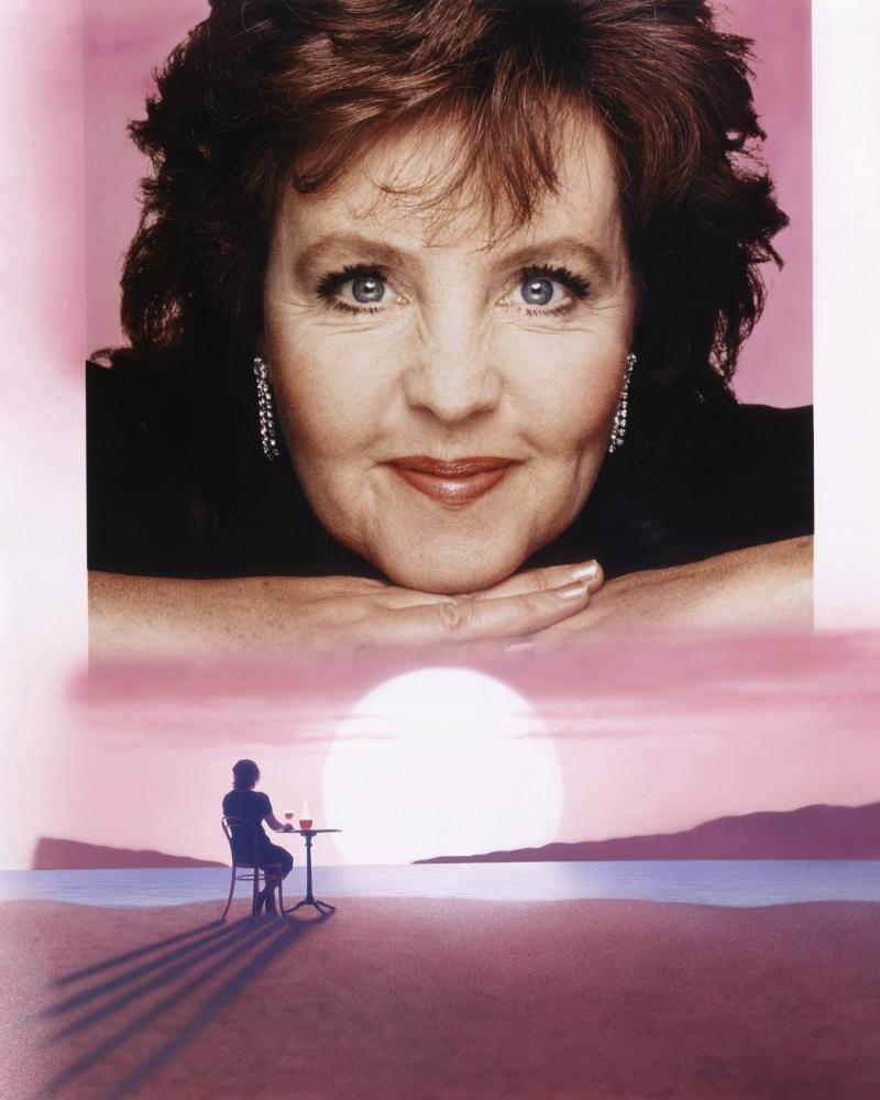 SHIRLEY VALENTINE, Pauline Collins, 1989, (c) Paramount