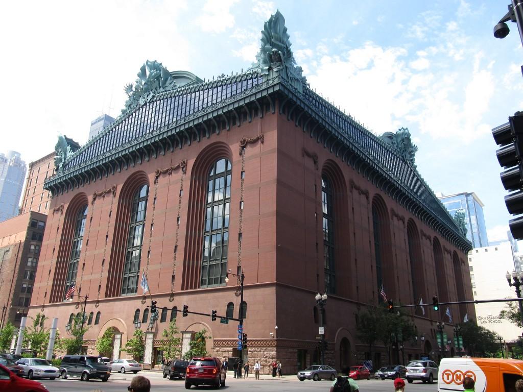 Harold Washington Library Center | © Ken Lund/Flickr
