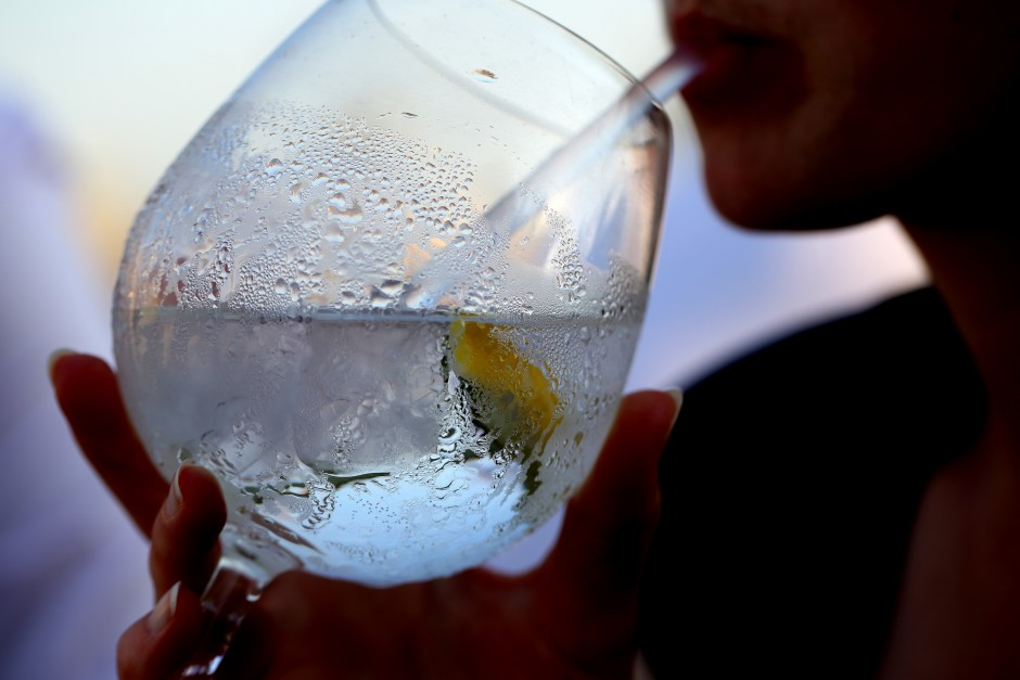 Cool down with a G&T | © jenny downing