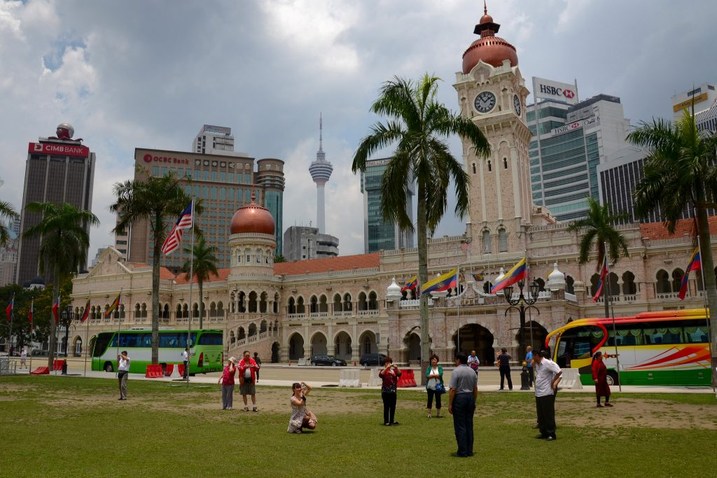 Free Things to Do in Kuala Lumpur, Merdeka Square | © Aapo Haapanen / Flickr