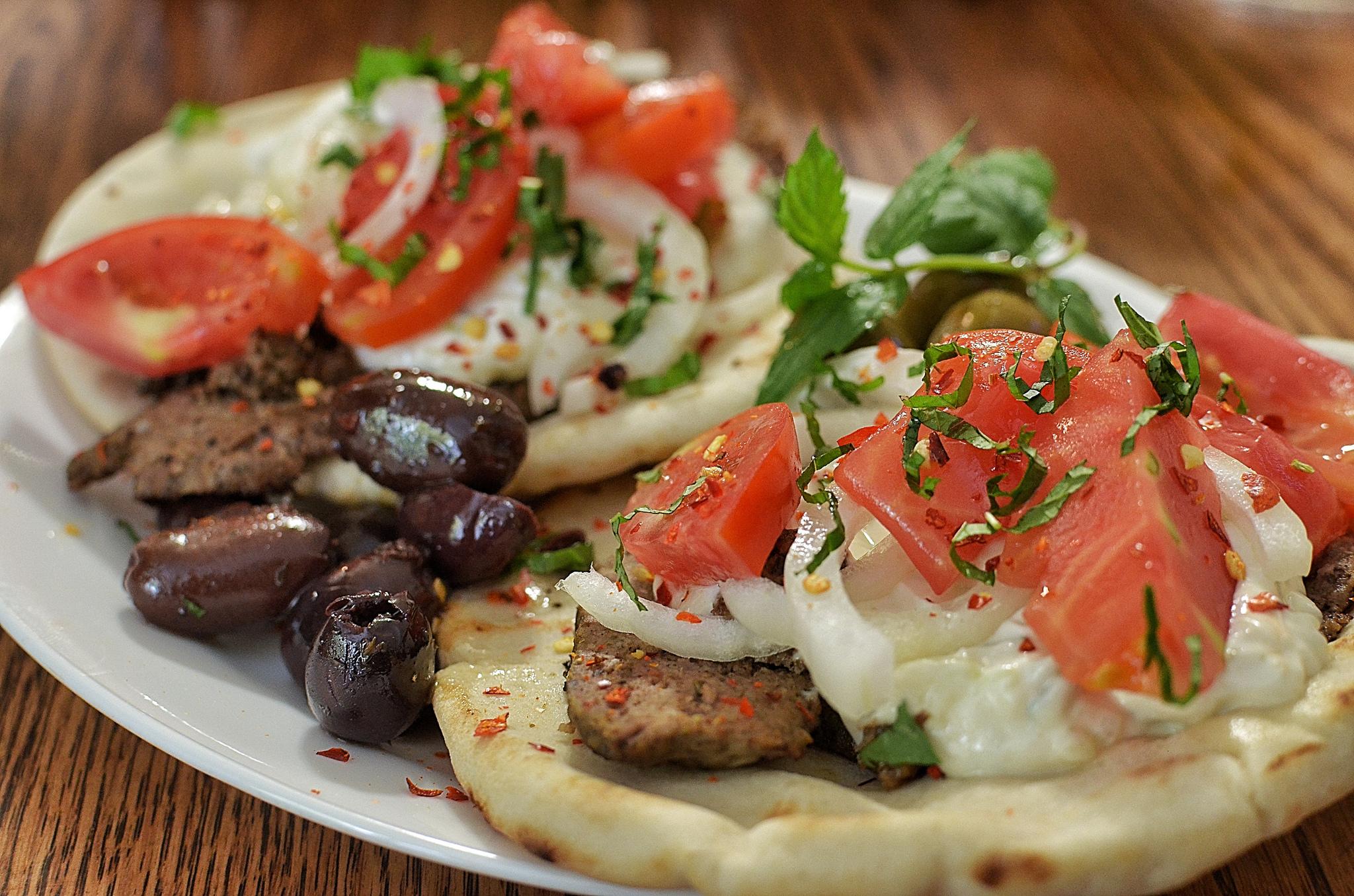 A veritable Greek feast | © jeffreyw / Flickr