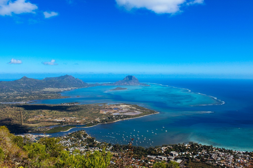 Le Morne Peninsula|© carrotmadman6/FLickR https://www.flickr.com/photos/carrotmadman6/9716137960/