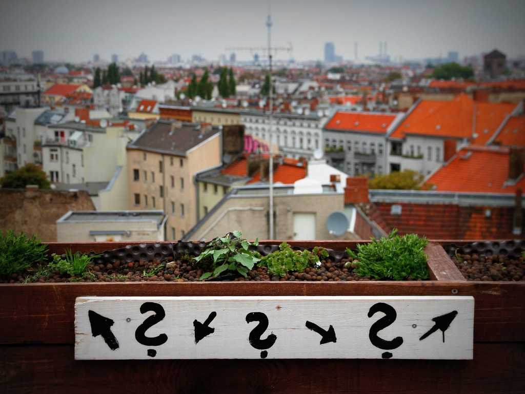Berlin has a strong urban gardening culture | © Andreas Lehner/Flickr