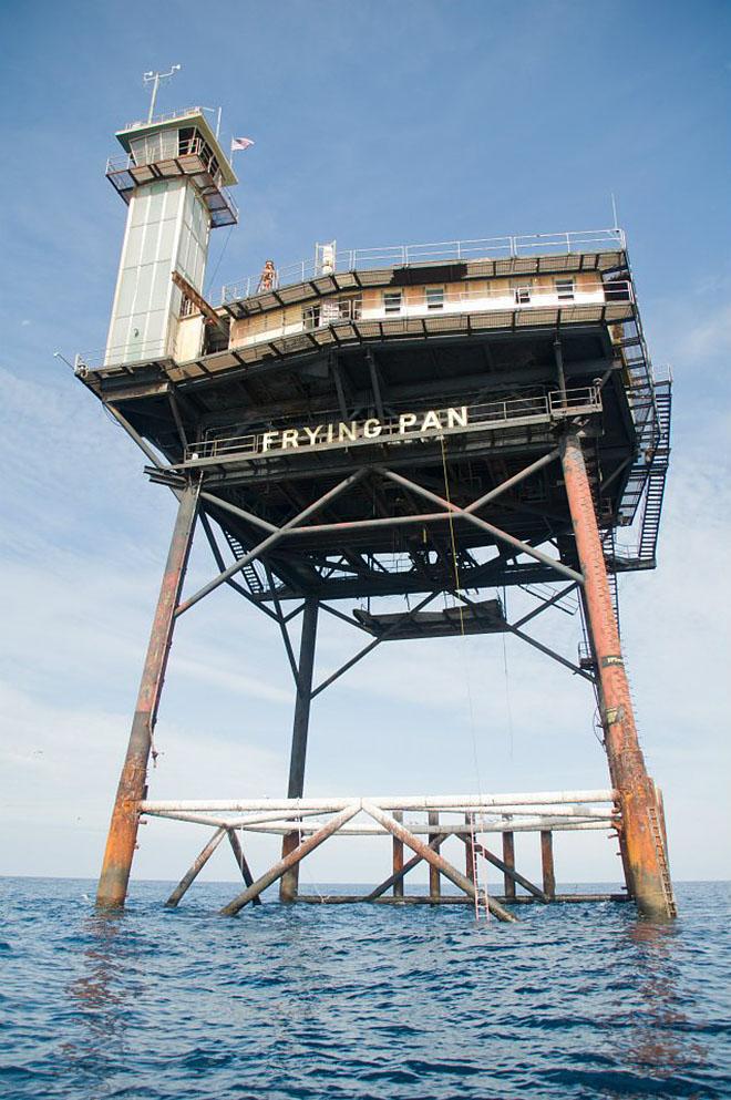 © Frying Pan Tower